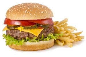 Fast Food=Pretty Poison